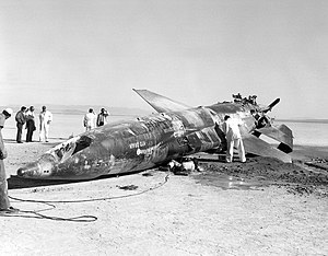 John B. McKay - While McKay recovered from this mishap to fly again, the remainder of his life was plagued by injuries he had sustained and he died at age 52