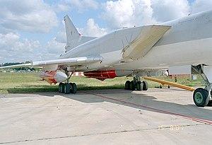 Kh-22 under a Tu-22M3