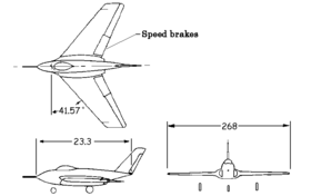 X-4 diagram.png