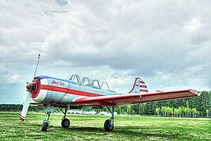 Yakovlev Yak-52 - DOSAAF Yak-52