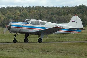 Yakovlev Yak-18T - Yak-18T
