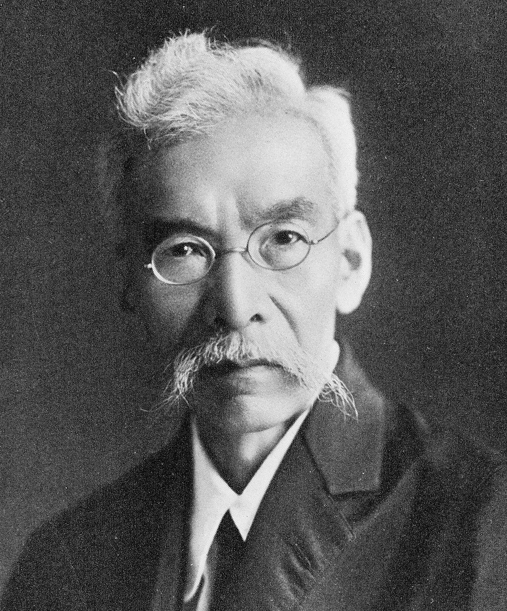 山極 勝三郎【やまぎわ かつさぶろう】Wikipediaより。