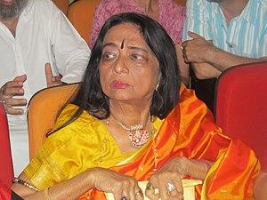 Yamini Krishnamurthy - Image: Yamini Krishnamurthy