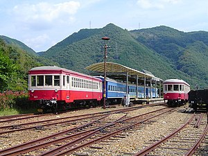 Yanahara mine park train.jpg