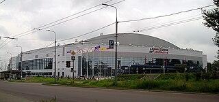 Arena 2000 architectural structure