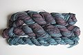 Yarn - Spindle spun two-ply from silk and yak 50-50 blend.jpg