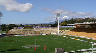 Chiefs (rugby union) - Image: Yarrow Stadium 20101002