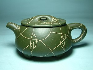 Yixing ware - Yixing Duan Ni teapot