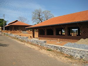 Architecture for Humanity - Yodakandiya Community Complex, Sri Lanka (2007) shortlisted for the 2010 Aga Khan Award for Architecture