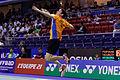 Yonex IFB 2013 - Quarterfinal - Sudket Prapakamol - Saralee Thungthongkam vs Kenichi Hayakawa - Misaki Matsutomo 04.jpg