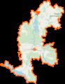 Złocieniec (gmina) location map.png