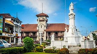 ZAMBOANGA CITY Asia's Latin City City Hall and Plaza Rizal (Ayunamiento y Plaza Rizal)