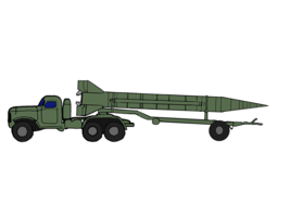 Scud-A Transport