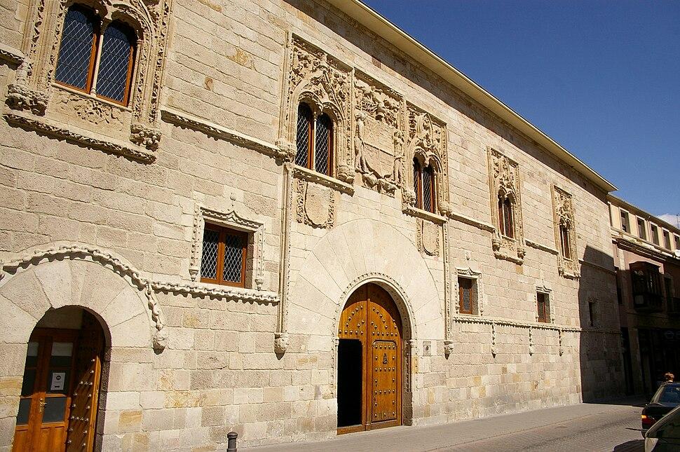 Zamora - Palacio de los Momos (de Justícia)