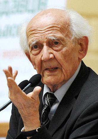 Zygmunt Bauman - Bauman in 2014