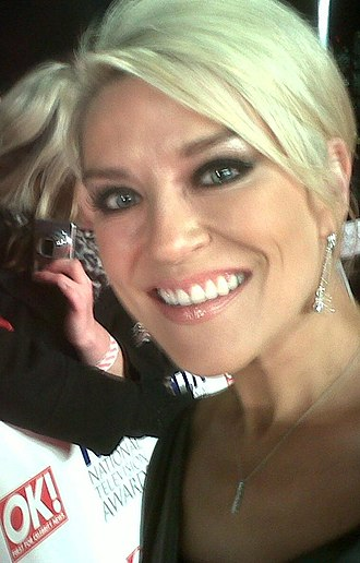 Zöe Lucker - Zöe Lucker at the Inside Soap Awards 2010