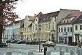Zossen, Häuserzeile am Marktplatz-3.jpg