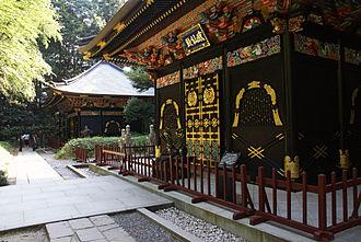 Zuihōden - Zuihōden, mausoleum of the Date clan in Sendai