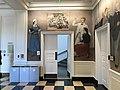 """Class of 1891"" lobby mural (1956; Leon Kroll, painter), Shriver Hall (1954; Buckler, Fenhagen, Meyer and Ayers, architects), Johns Hopkins University (JHU) Homewood Campus, 3400 N. Charles Street, Baltimore, MD 21218 (47169398192).jpg"