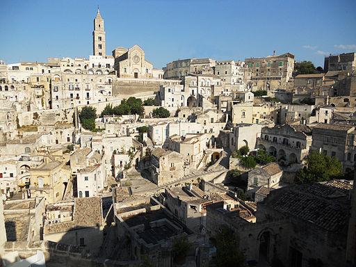 """"""" 12 - ITALY - Sassi di Matera UNESCO"""