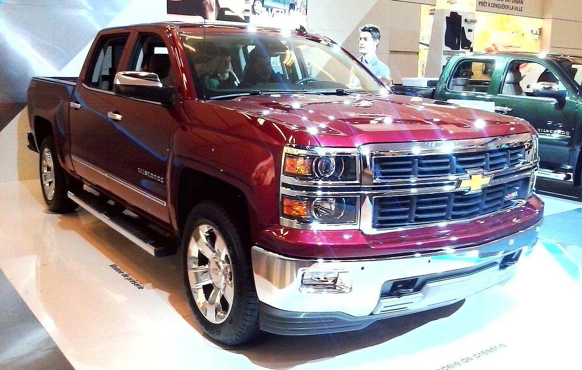 Chevrolet Silverado — Wikipédia