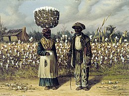 'Cotton Pickers', oil painting on panel by William Aiken Walker.jpg