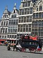 'The White Angel at Grote Markt 3' by Tania Dey.JPG