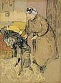 Édouard Vuillard - Madame Vuillard Leaning Over the Paraffin Stove (c. 1907).jpg