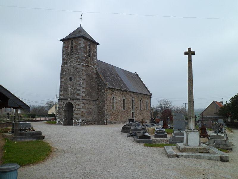 église Notre-Dame de Sourdeval-les-Bois