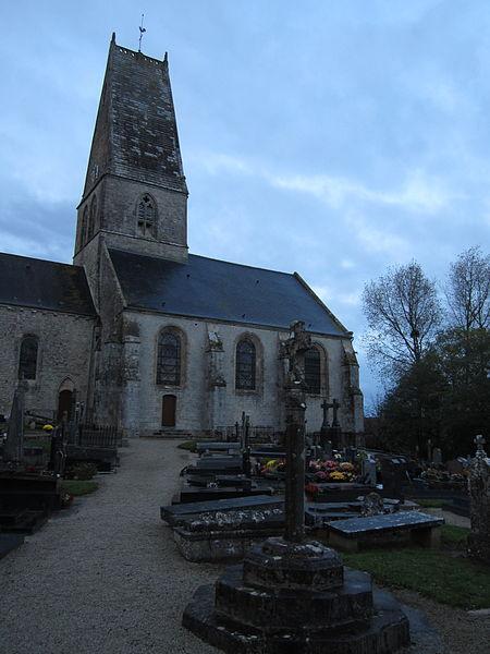 Église Saint-Martin de fr:Fresville