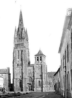 Basilique Notre-Dame du Folgoët