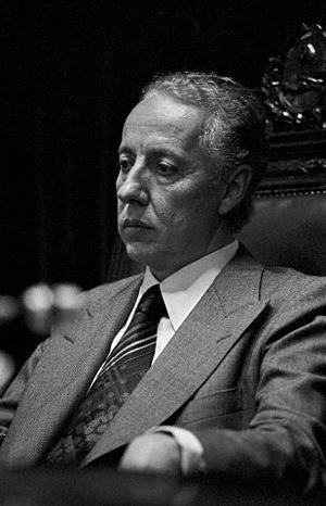 Argentine general election, 1983 - Image: Ítalo Argentino Luder