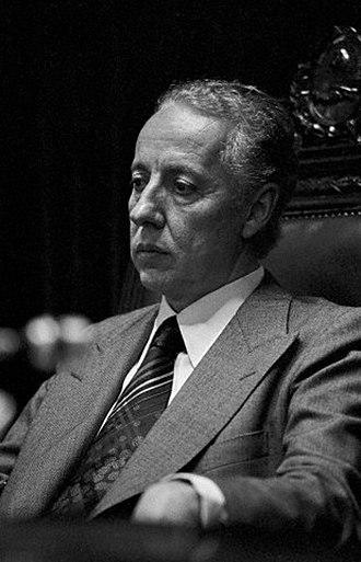 1983 Argentine general election - Image: Ítalo Argentino Luder