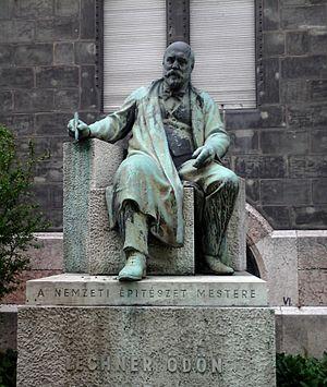 Ödön Lechner - Ödön Lechner Monument