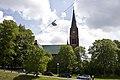 Örgryte nya kyrka sedd från Böskolan.jpg