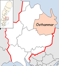 Östhammar Municipality in Uppsala County.png