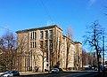 Łódź, ul. Narutowicza ,Katedra Chemii Ogólnej i Nieorganicznej UŁ (Dawniej szkoła Handlowa Zgromadzenia Kupców) - panoramio.jpg