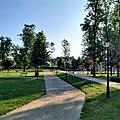 Łuków, Park Miejski 2.jpg