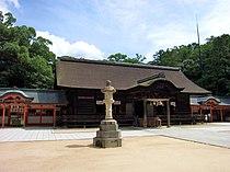 Ōyamazumi-jinja keidai.JPG