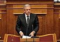 Ομιλία ΥΠΕΞ Δ. Αβραμόπουλου στη Βουλή (8170243281).jpg