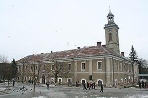 Berezhany - Berezhany city hall