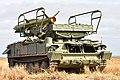 Бойові стрільби зенітних ракетних підрозділів Повітряних Сил та Сухопутних військ ЗС України (31894598818).jpg