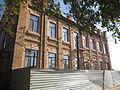 Будинок, в якому у березні-4квітня 1918 р. та 13.05 -08.06.1919 р. розміщувався штаб оборони м. Нікополя.JPG