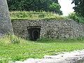 Вхід в підземелля Підгорецький палац.jpg