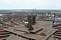 Гіперболоїдна вежа Шухова, на даху.jpg