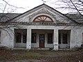 Заброшенный больничный корпус в деревне Бегичево Тульской области.jpg