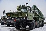 Заступление на боевое дежурство ЗРК С-400 «Триумф» в Солнечногорске 08.jpg