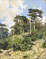 Иван И. Шишкин - Лесной пейзаж.jpg