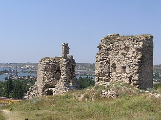 Principality of Theodoro - Fortress of Kalamita