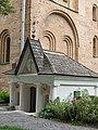 Каплиця для поминального обряду Свято-Михайлівського Видубицького монастиря.jpg